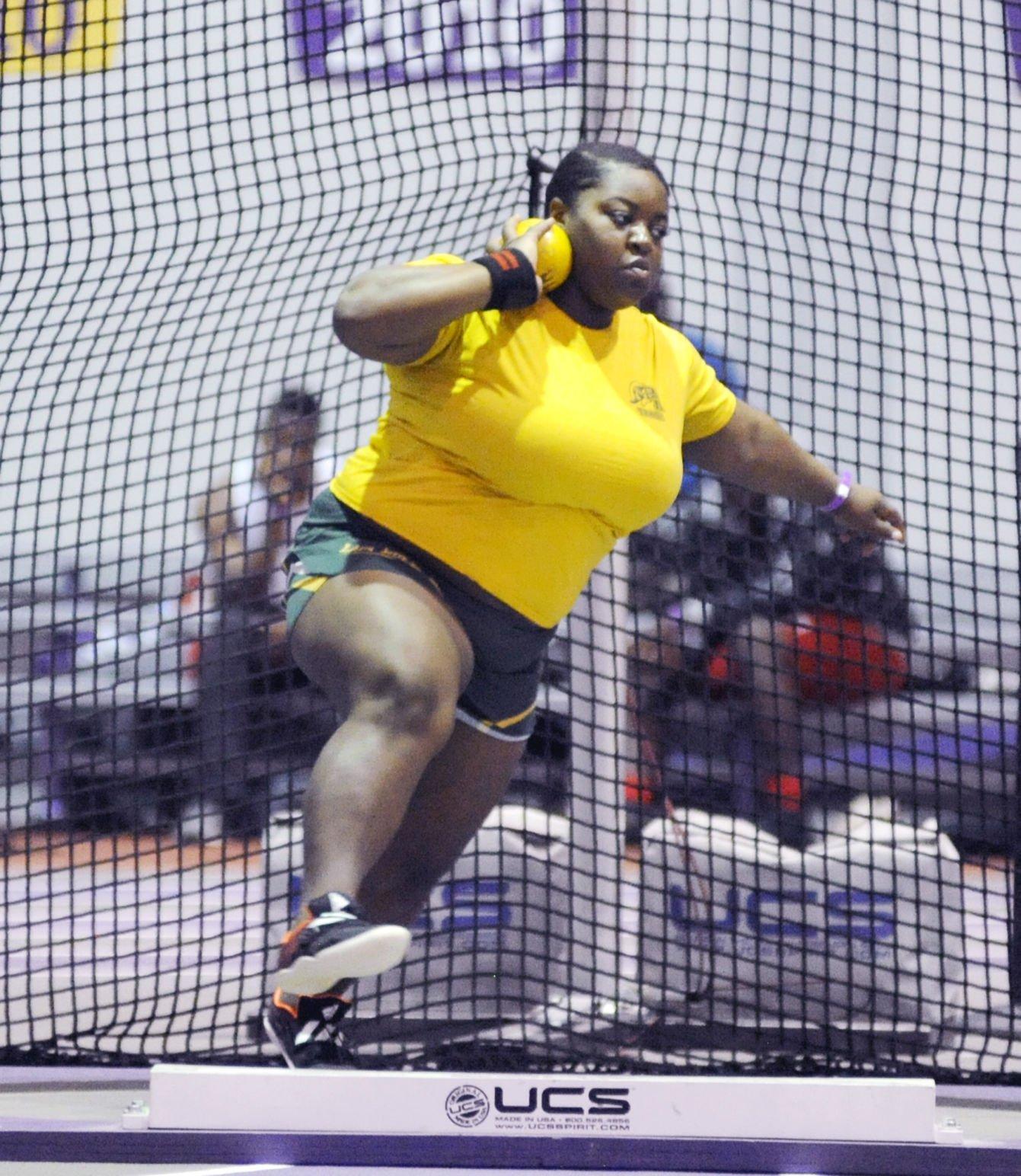 Baton Rouge High's Logan Lewis wins prestigous Gatorade Louisiana girls track honor