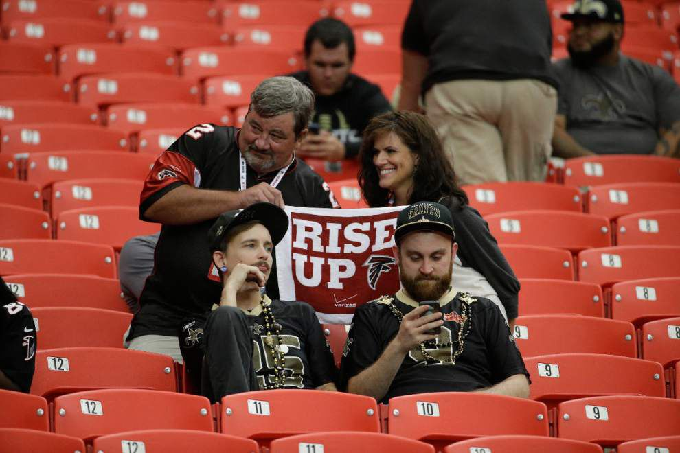 Podcast: Kenny Albert of Fox Sports says Saints fans shouldn't over react to Falcons loss _lowres