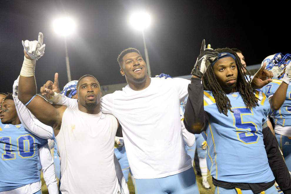 Southern seniors come up big in home finale against Mississippi Valley State _lowres