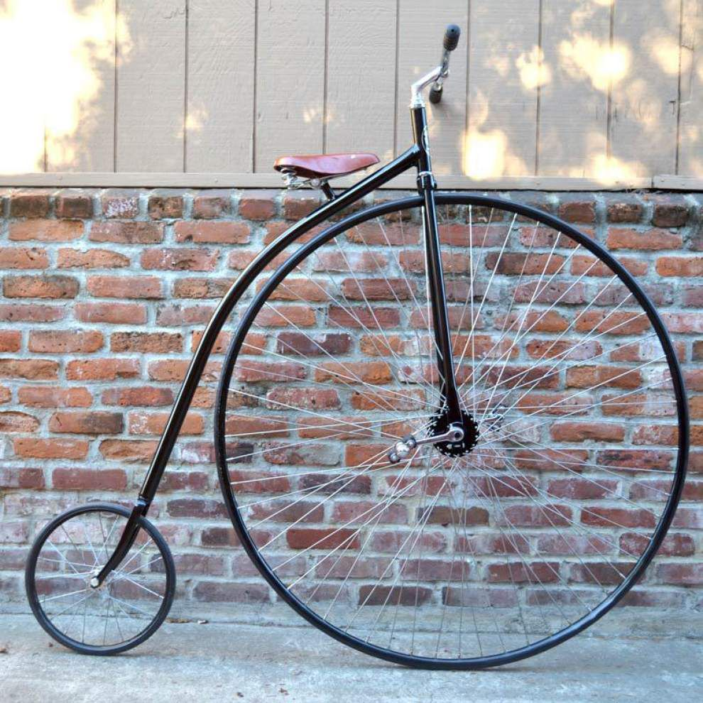 Unusual bicycle stolen from French Quarter home, and other area police news _lowres
