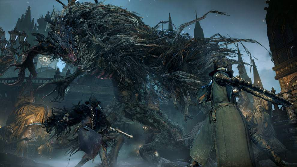 'Bloodborne' a punishing trek through a haunted city _lowres