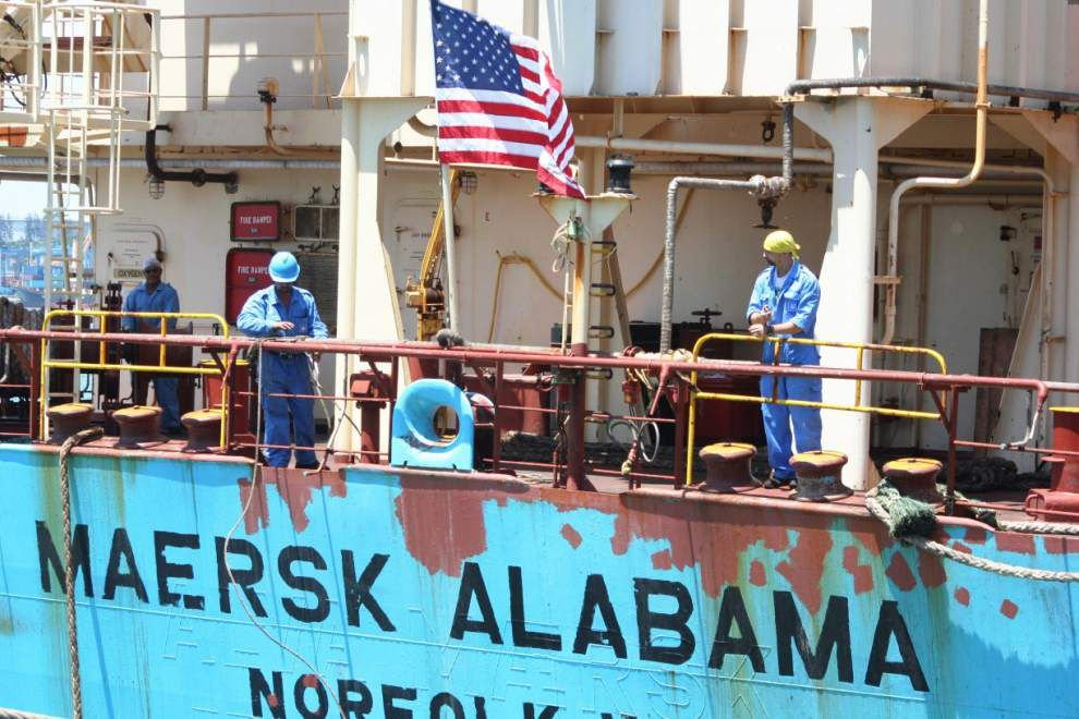 Maersk: Alabama leaves port after probe of deaths of two men, one from Baton Rouge _lowres