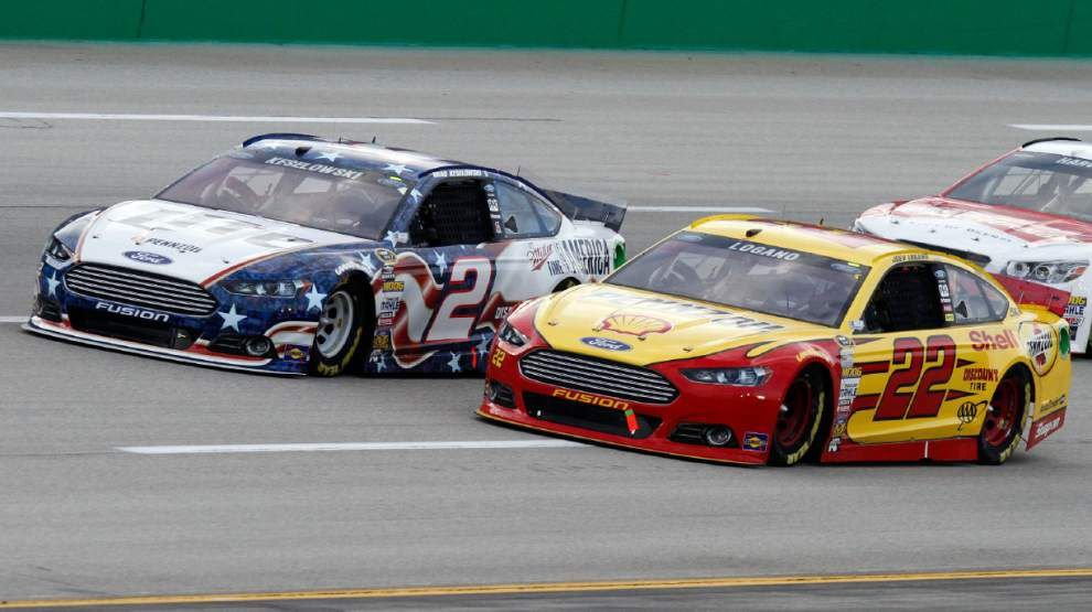 Brad Keselowski wins again in Kentucky _lowres