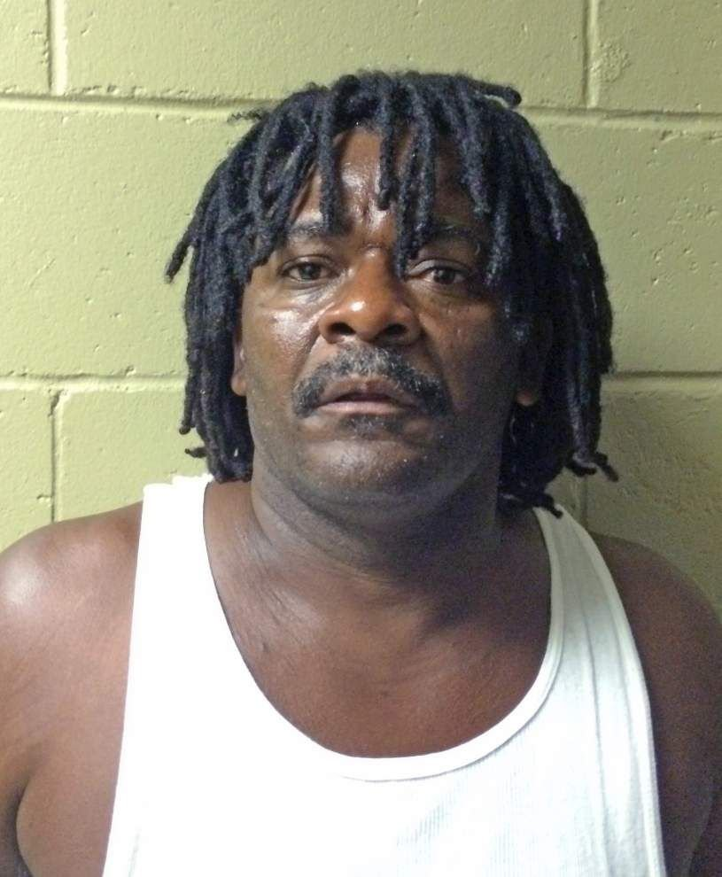 Assumption man accused of trying to strangle, run over woman _lowres