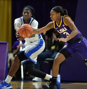 Locked-in Lady Tigers score 65-59 upset win over No. 11 Kentucky