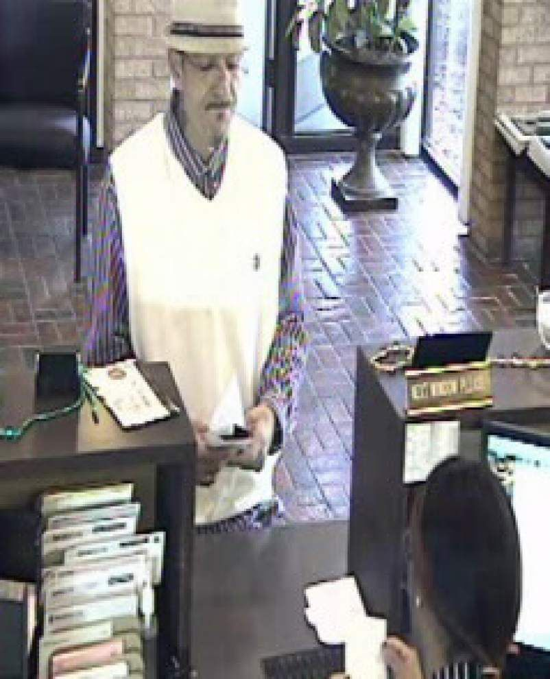 Acadiana Crime Blotter: Lafayette Police investigating bank robbery _lowres
