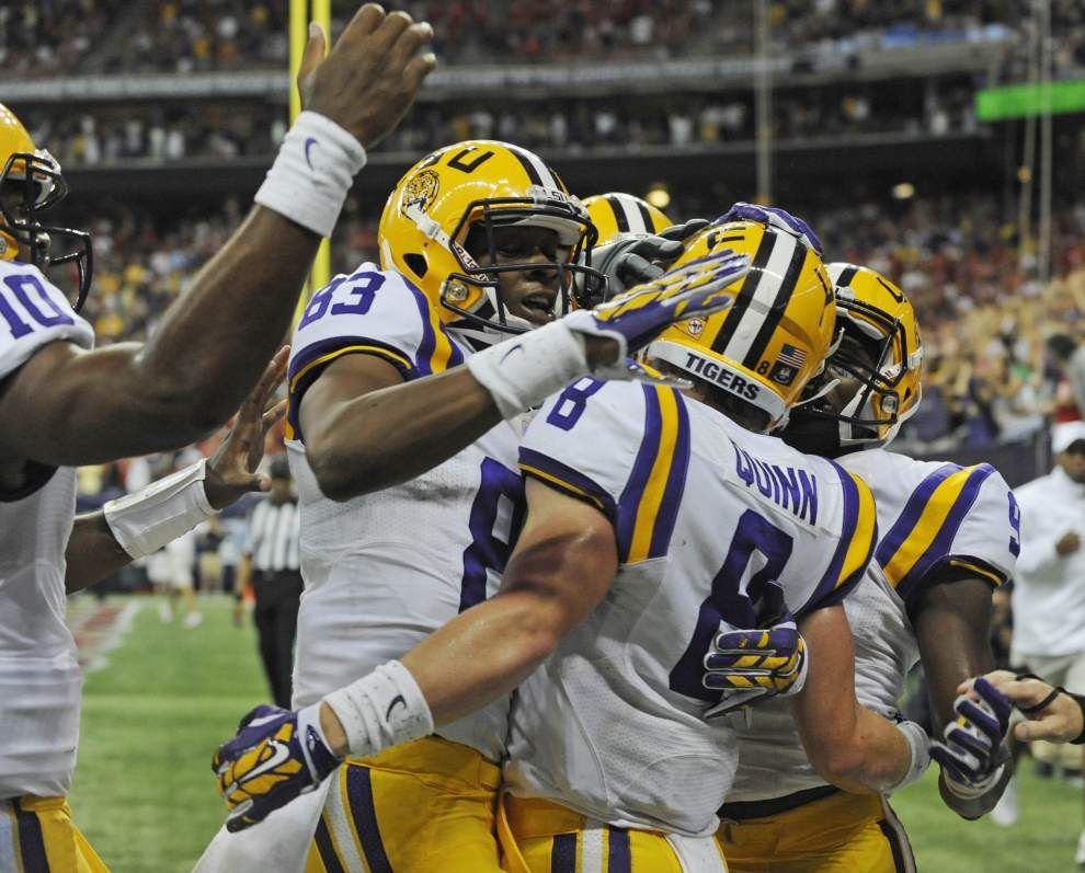 Video: The Advocate's LSU Football Preview Show Week Two (Sam Houston State) _lowres