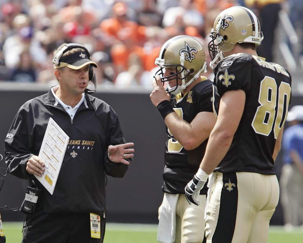Saints return to Cleveland for first time since opening game of Sean Payton era _lowres