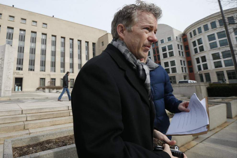 Sen. Rand Paul sues Obama over NSA surveillance _lowres