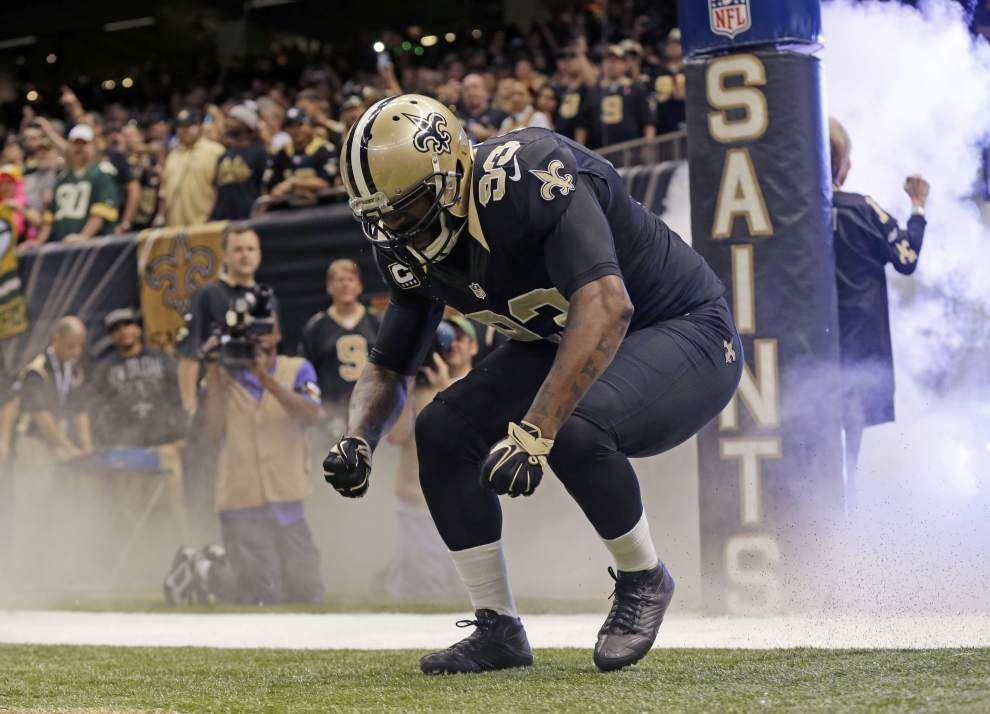 Ted Lewis: Too bad Saints' Junior Galette was no-show for interviews Thursday; he could've addressed January arrest _lowres