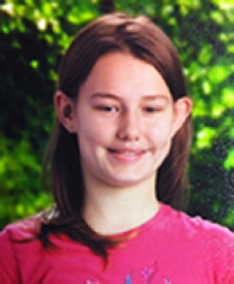 Iberia authorities searching for missing 15-year-old girl _lowres