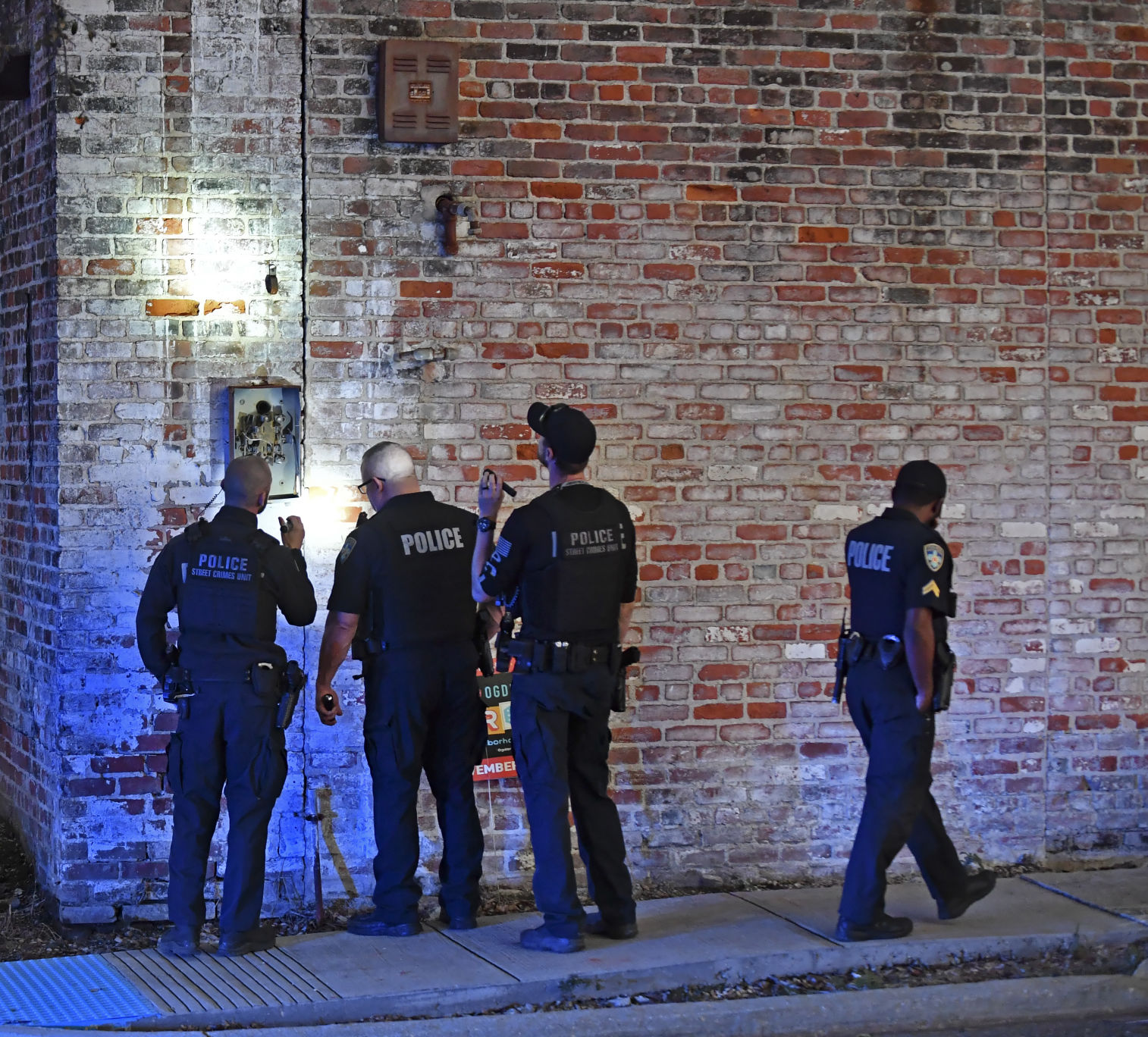 Two injured in shooting near North 18th Street; both expected to survive