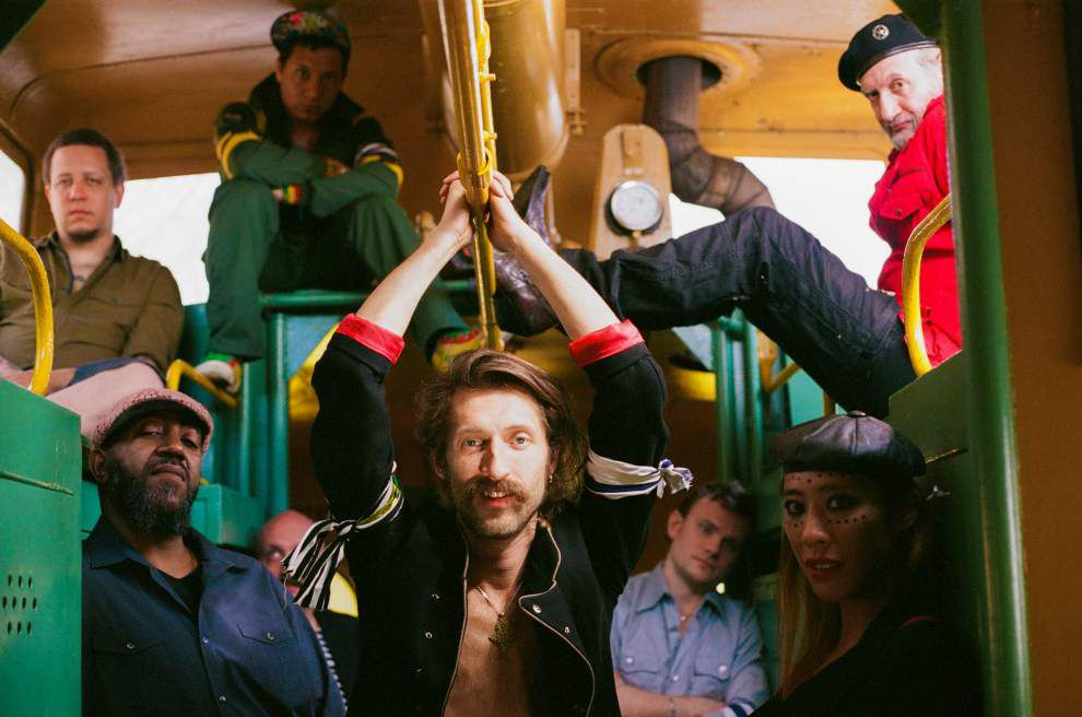 'Spirited well-being' defines Gogol Bordello, Friday at House of Blues _lowres