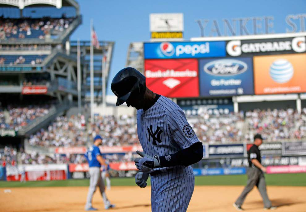 Yankees celebrate Derek Jeter day _lowres
