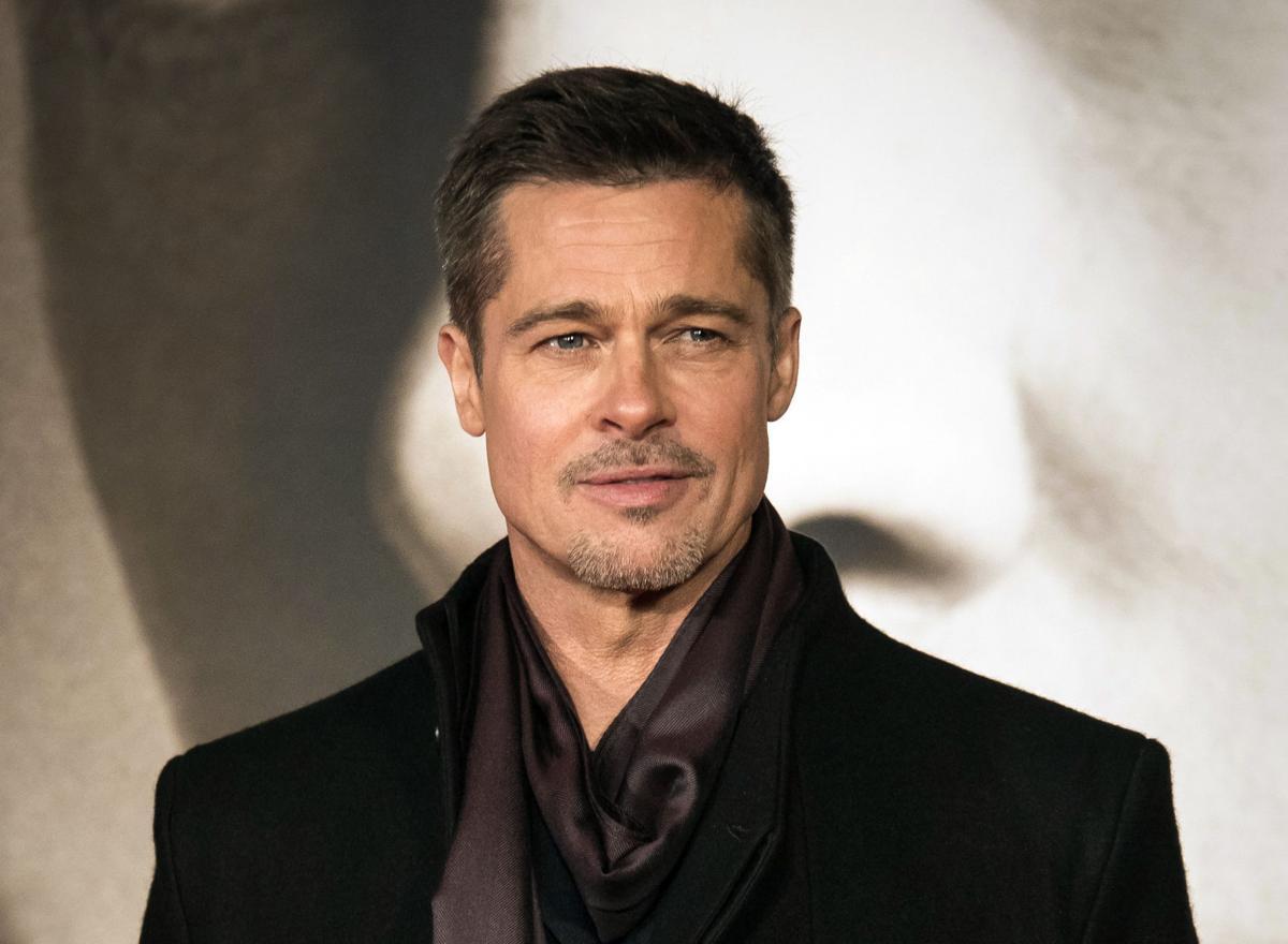 Brad Pitt copy for Red