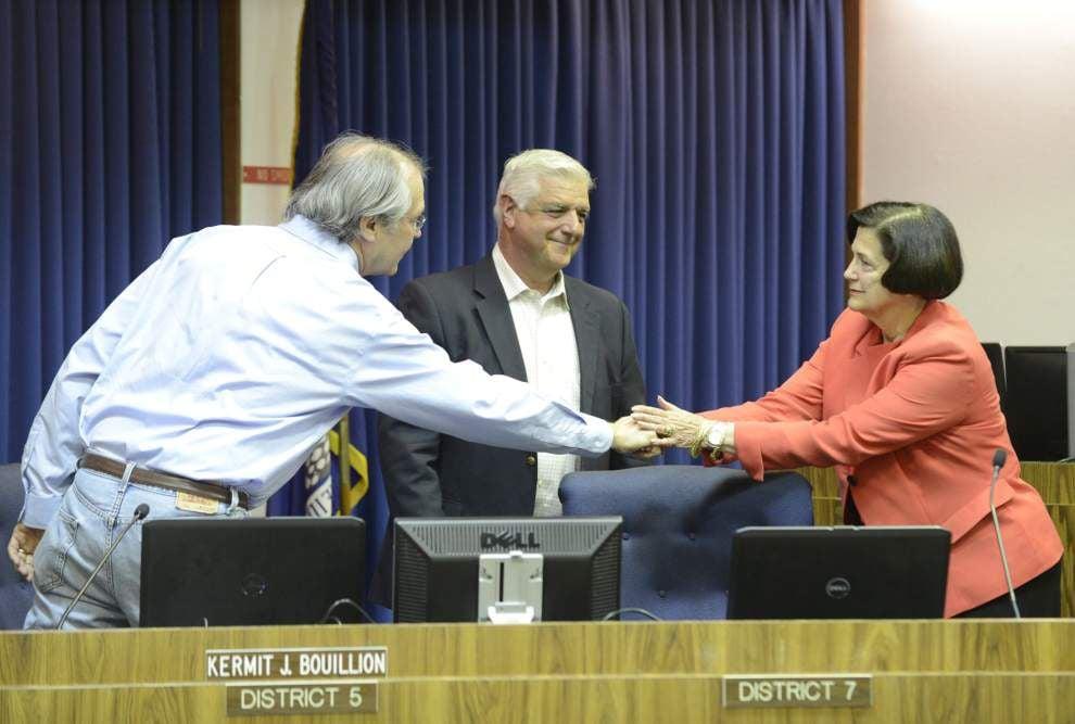 Lafayette School Board selects Melinda Mangham to fill board vacancy _lowres