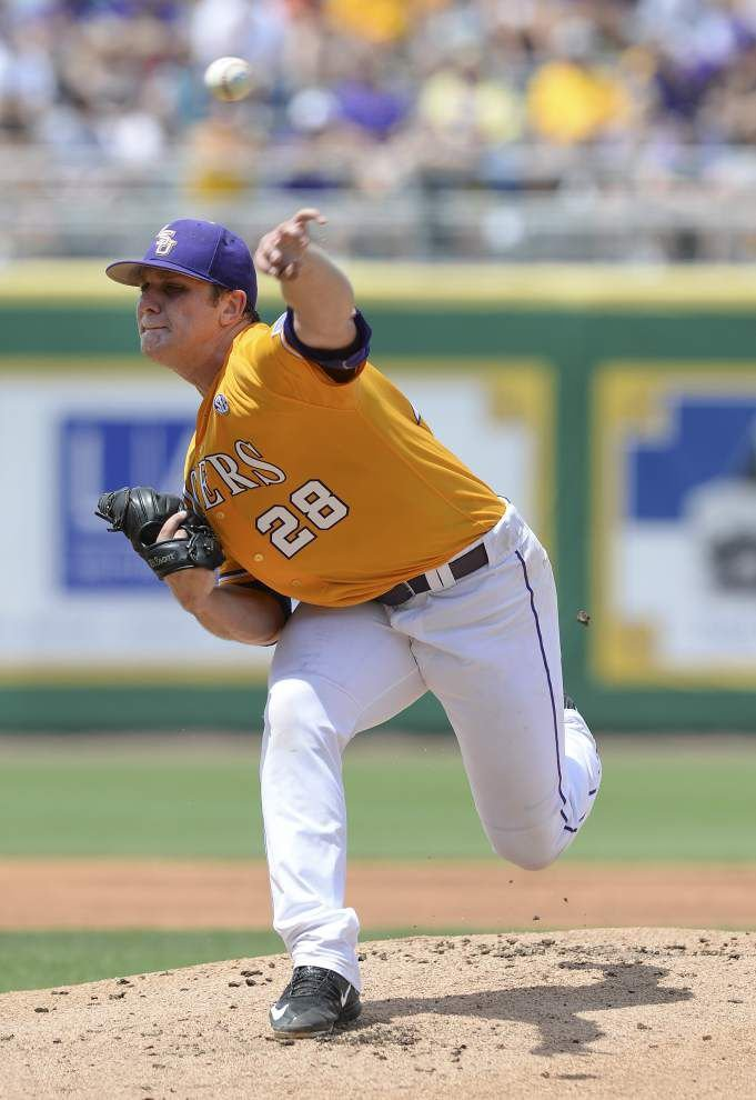 Photos: Experience the elation of LSU's extra-inning drama Sunday afternoon at Alex Box _lowres