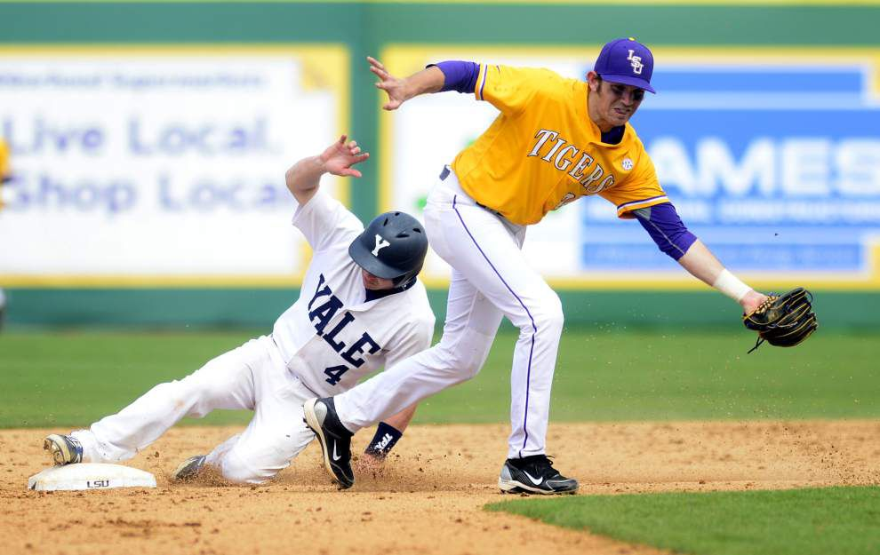 LSU baseball game at Northwestern State on Tuesday moved up to 3:30 _lowres