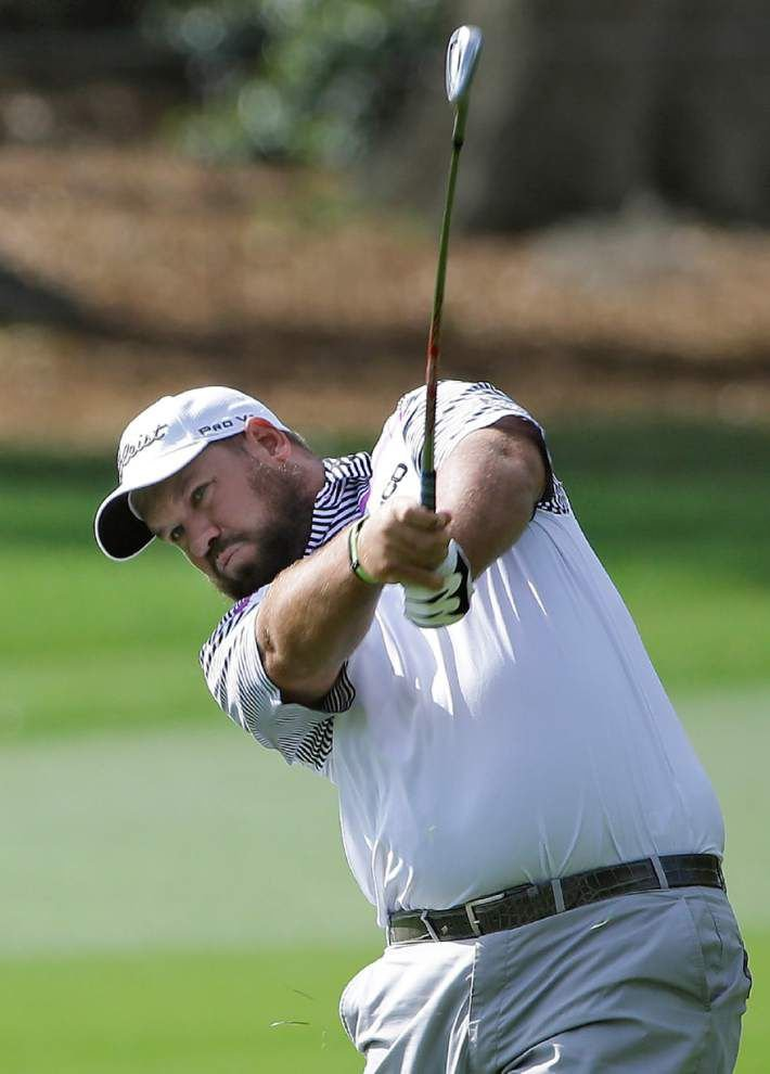 Golf roundup: Brendon de Jonge has 36-hole lead at Valspar Championship _lowres
