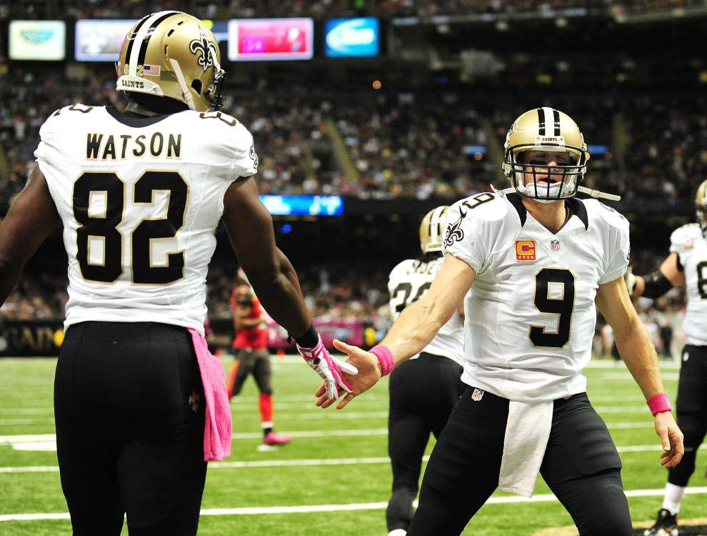 Gameday: Saints at Buccaneers _lowres