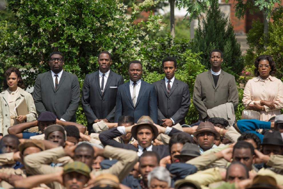 Review: 'Selma' a history lesson that throbs with the present _lowres