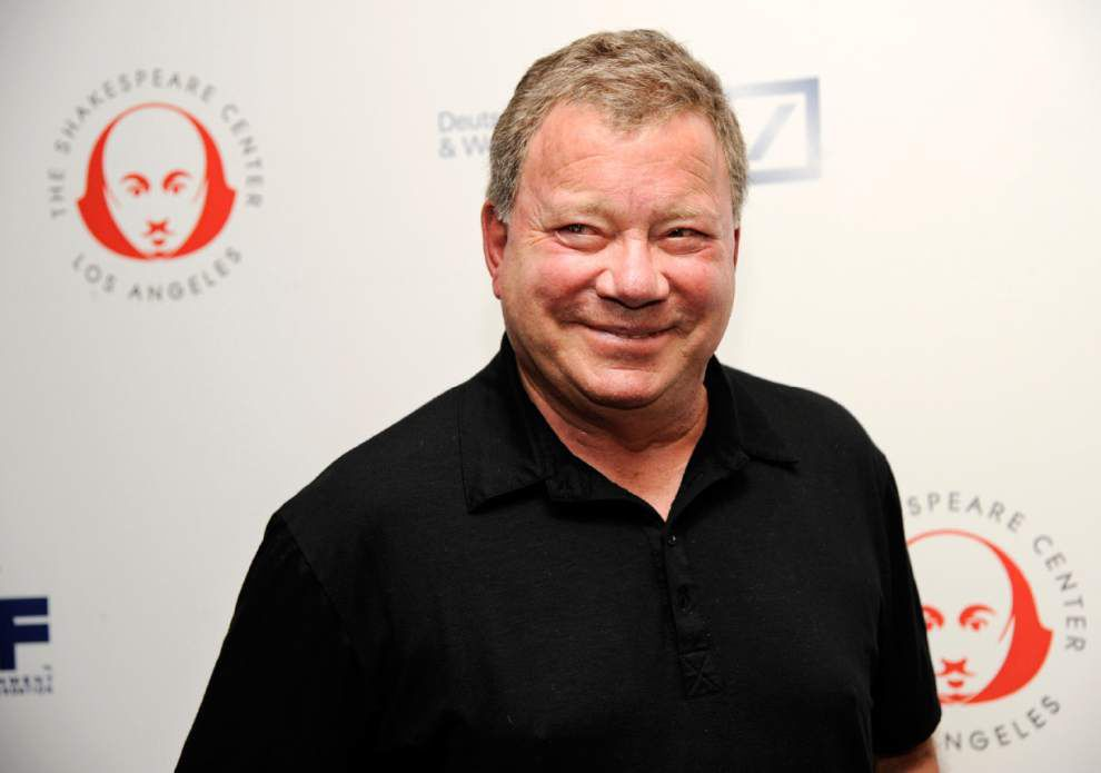 Shatner, 'Star Trek' director to meet about role _lowres