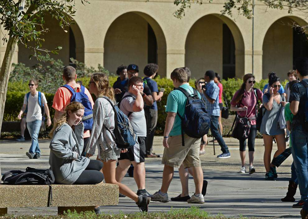 Anxiety on Louisiana college campuses over possible budget cuts _lowres
