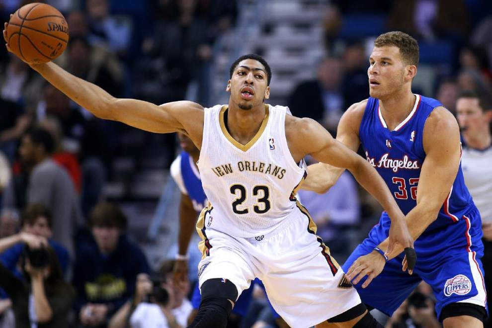 Video: Davis likes the Pelicans' roll _lowres
