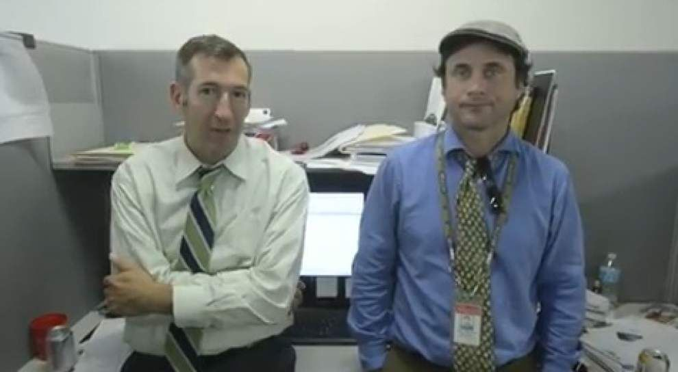 Video: Advocate staff analysis of Ronal Serpas' retirement announcement _lowres