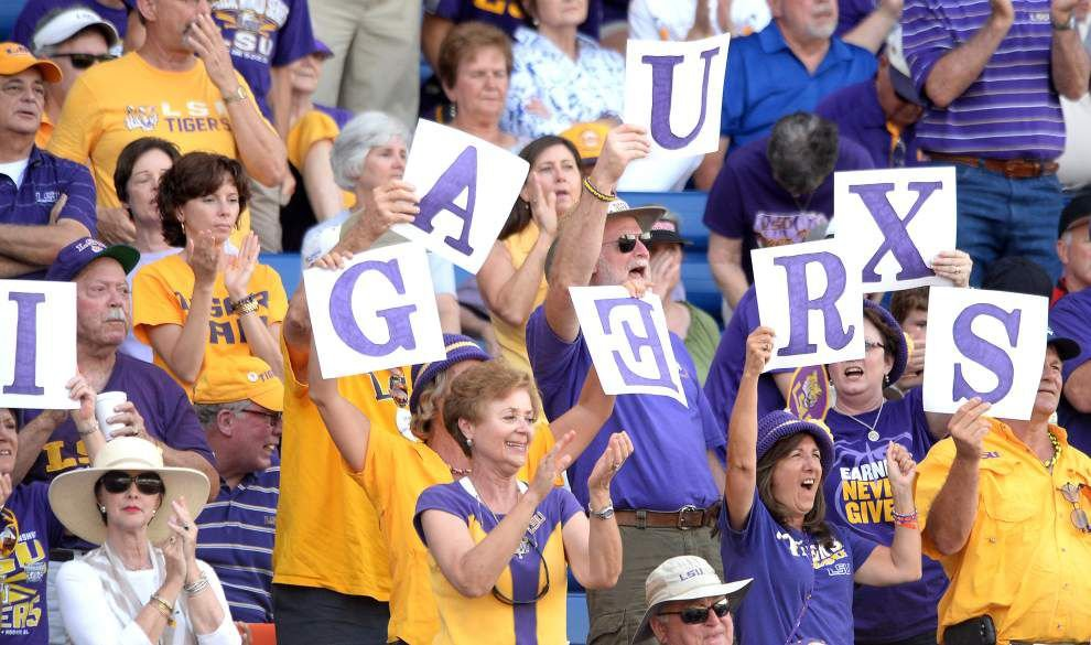 Photos: Tigers, Razorbacks game action and fans _lowres