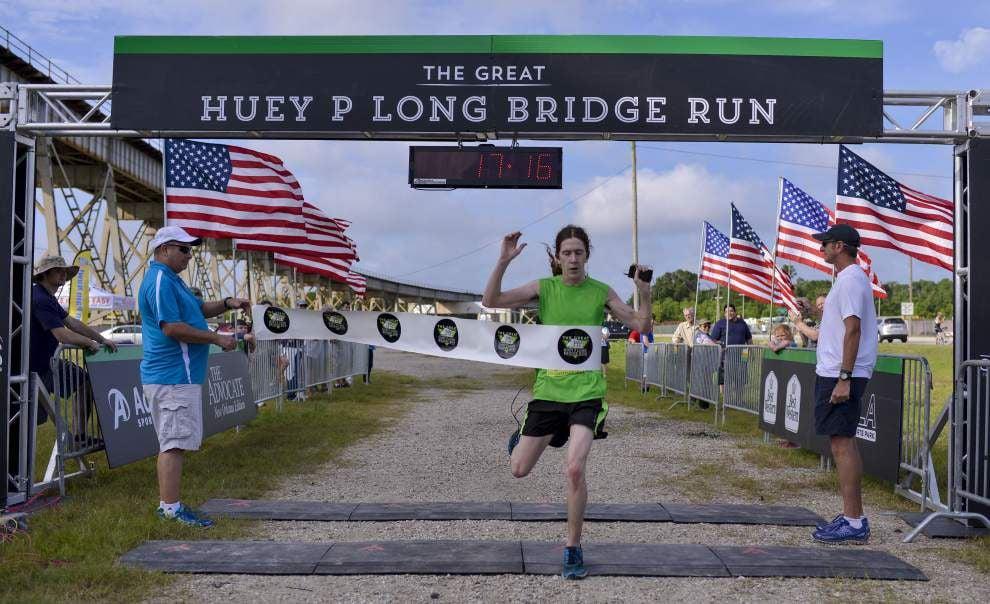 Photos: Huey P. Long Bridge Run _lowres