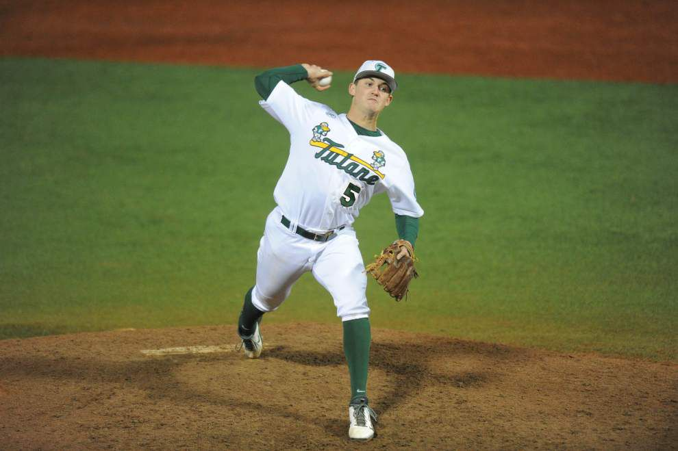 Tulane gains positive attitude after opening weekend at Pepperdine _lowres