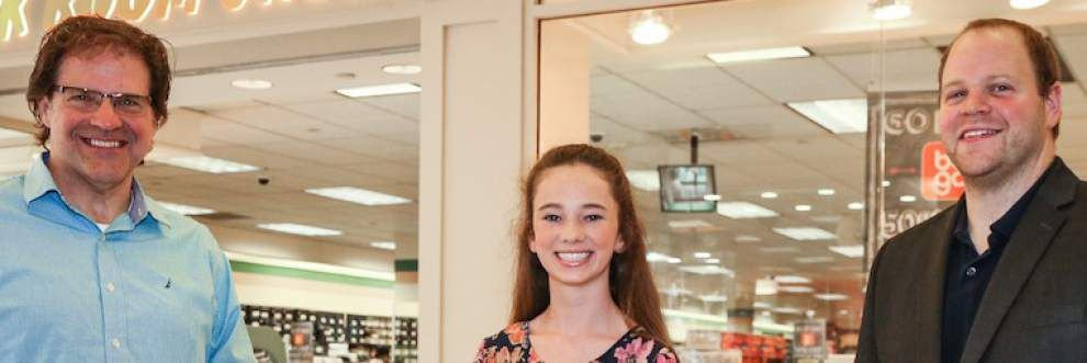 Around Jefferson: Old Jefferson teen puts her style to work for charity _lowres