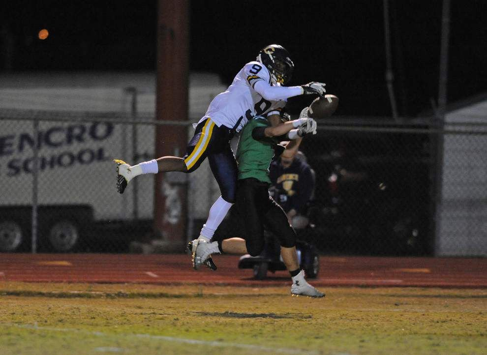 Carencro wide receiver Donald Stokes hopes to raise recruiting stock at all-star game _lowres