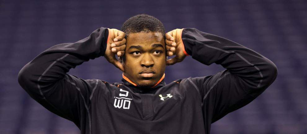 Saints land former Alabama receiver Amari Cooper in Walter Football's latest mock draft _lowres