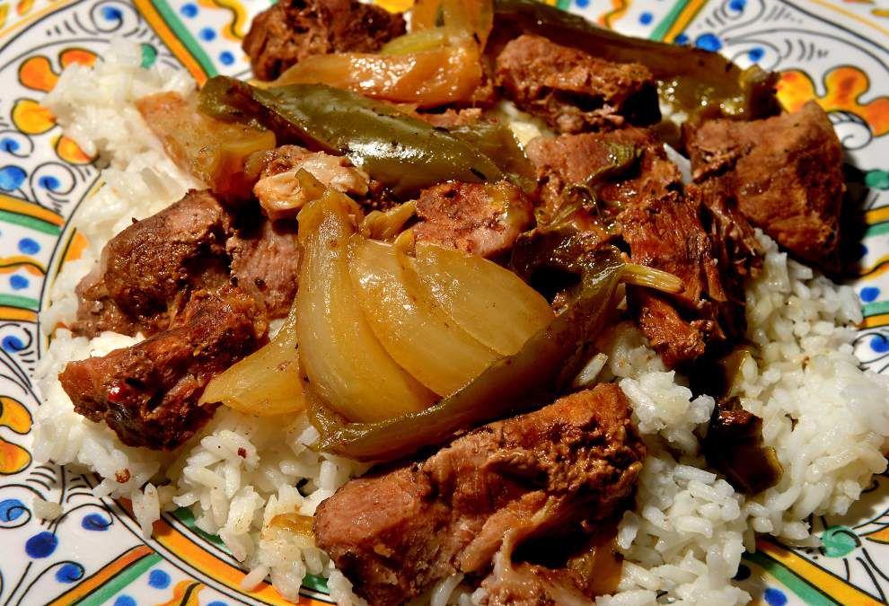 Caribbean Jerk Ginger Pork _lowres