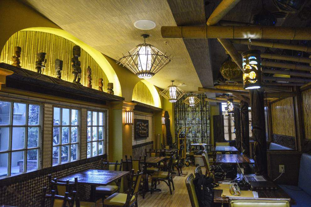 "New Orleans drinks expert Jeff ""Beachbum"" Berry rekindles retro style in new Latitude 29 restaurant _lowres"
