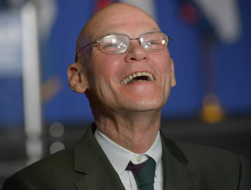 Political consultant James Carville writes scathing letter criticizing Grover Norquist, Louisiana Legislature _lowres
