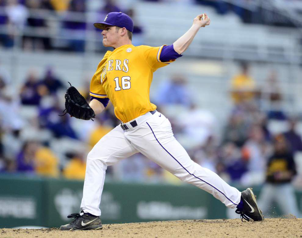 Video: Mainieri praises Poche in his first college start _lowres