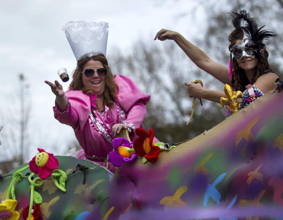 Slidell puts half its Carnival krewes on probation for parade violations _lowres