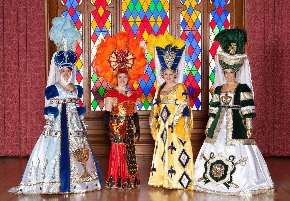Krewe of Tucumcari presents 'Camelot' ball _lowres