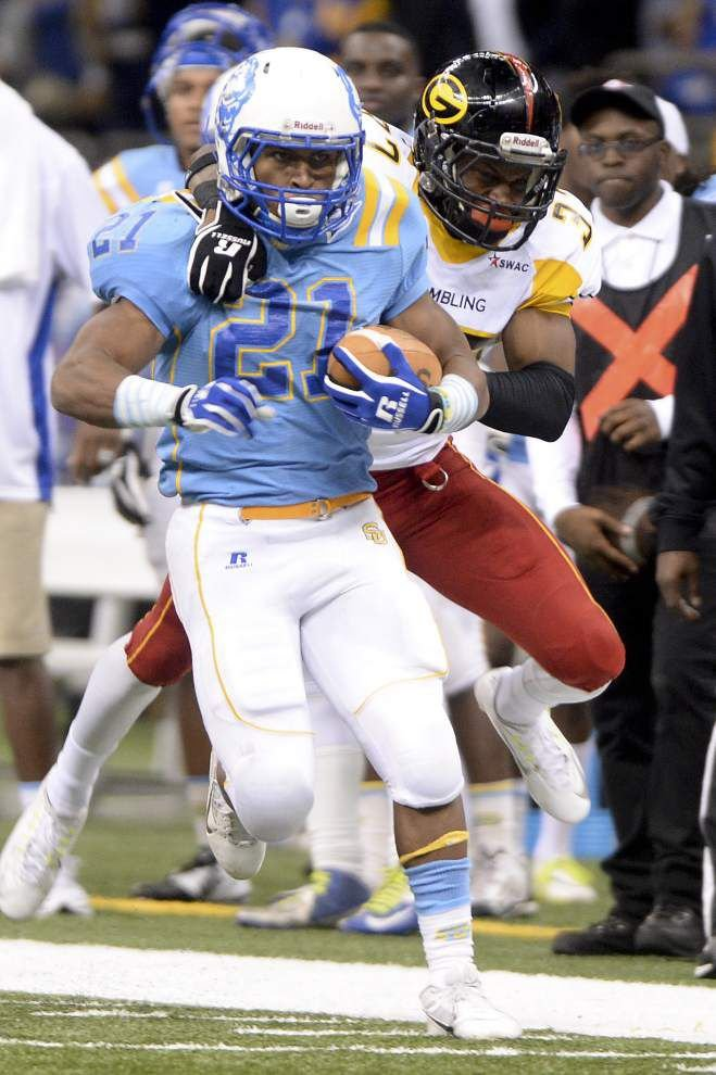 East: All three phases came together as Southern claimed a stirring Bayou Classic _lowres