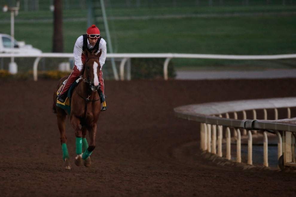 Magician scratched from field for Breeders' Cup Turf _lowres
