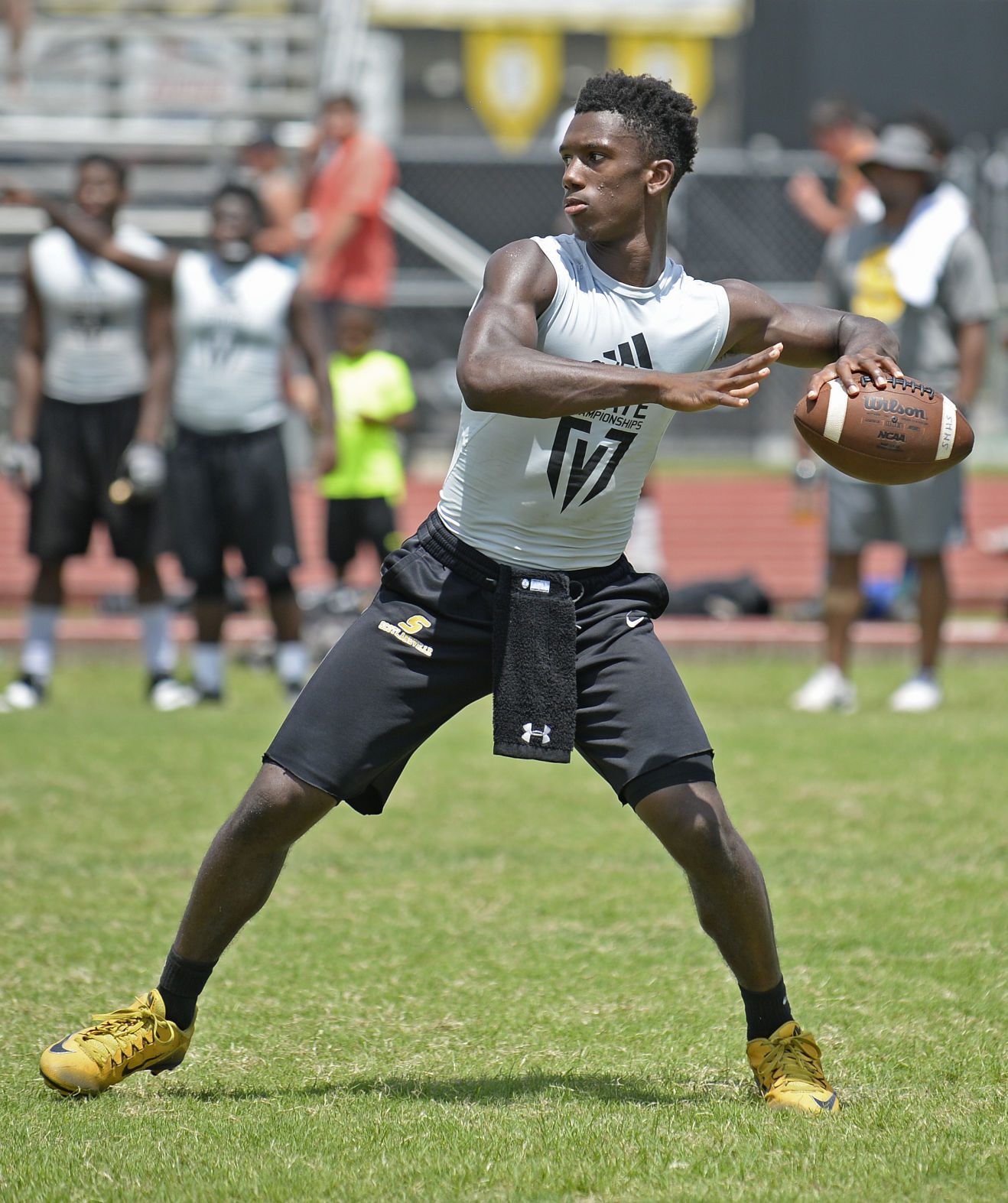 Growing up quickly: Scotlandville QB Levi Lewis is ready for his ...