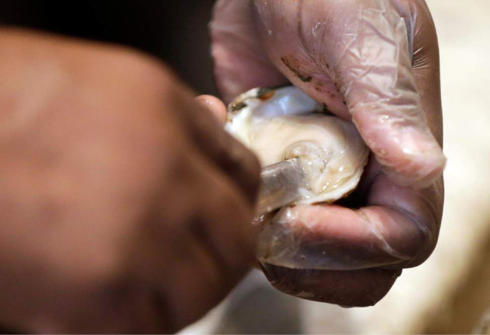 Our Views: Oyster prices hit diners _lowres