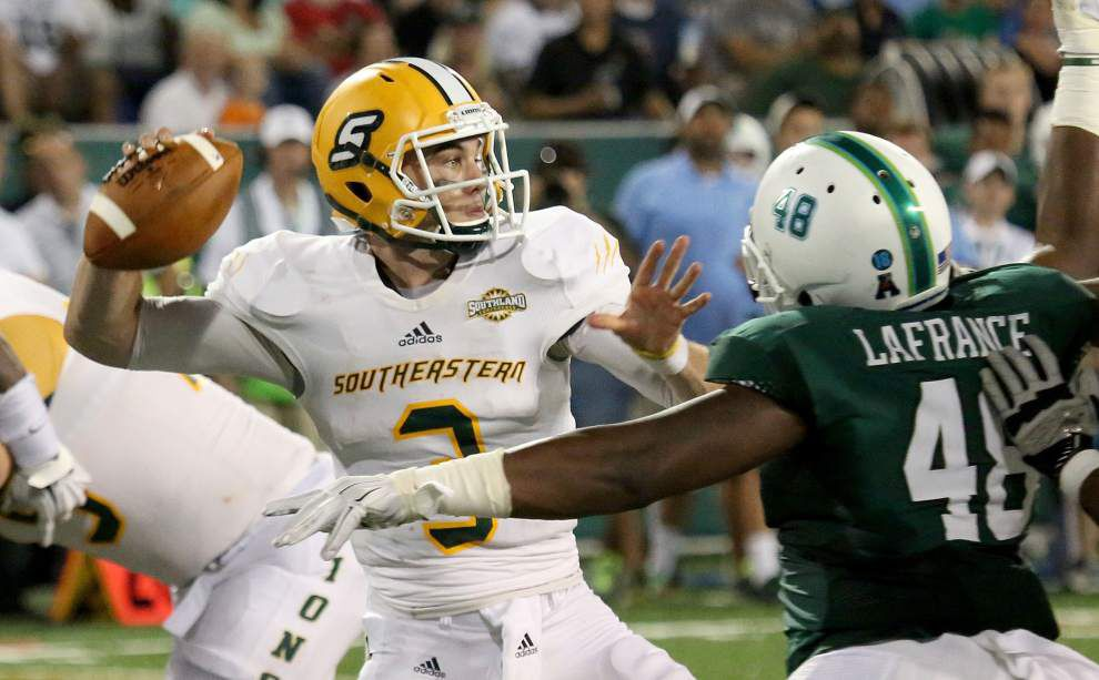 Southeastern O-line wants to set the tone early _lowres