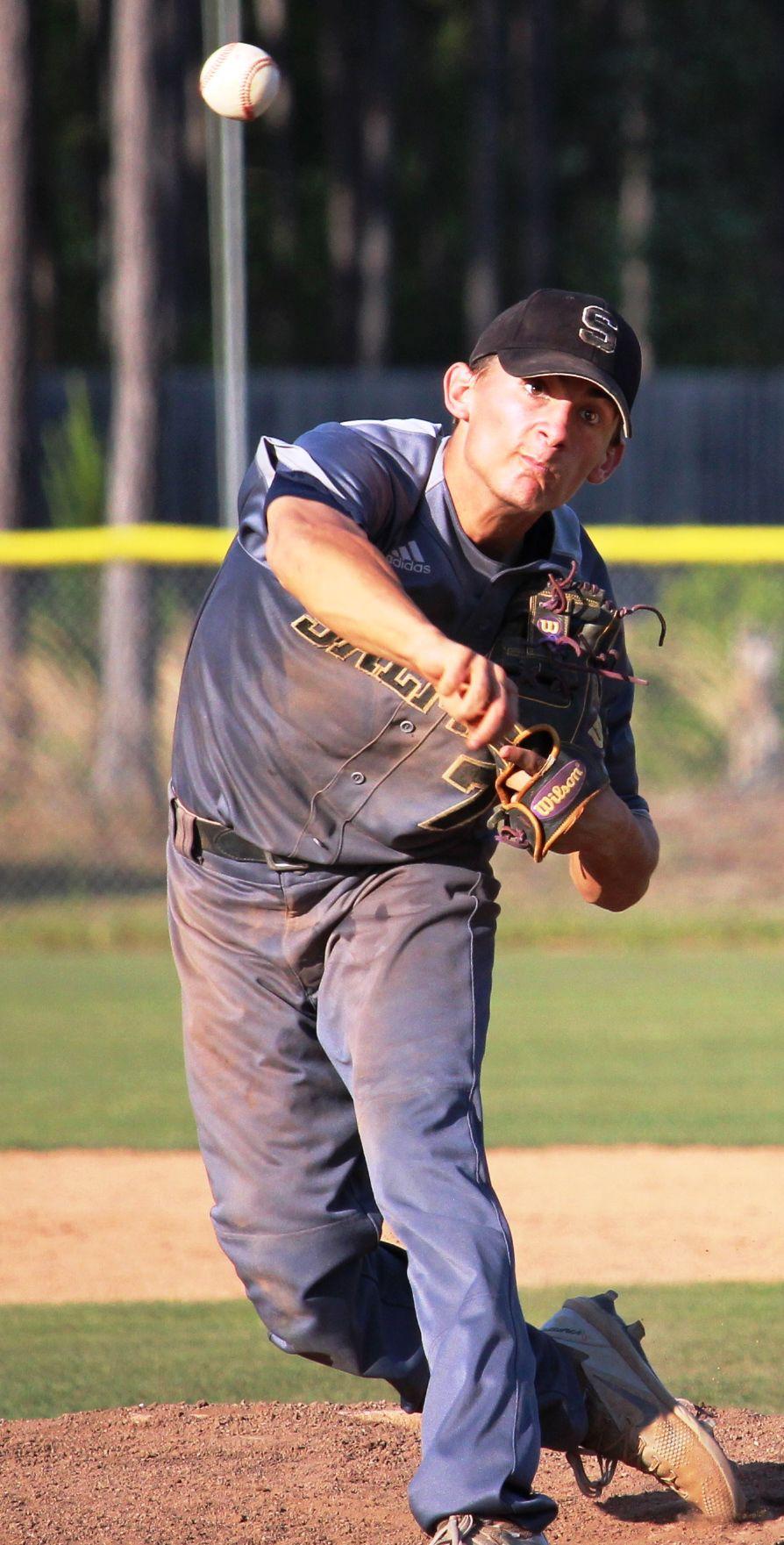 Nick Talamo (Salmen Baseball)