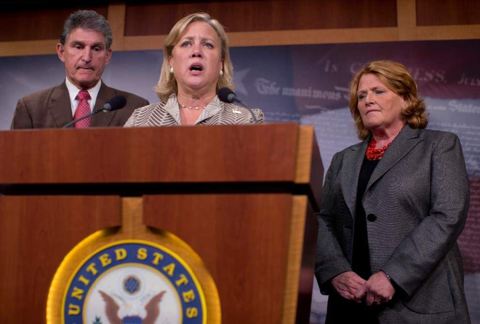 U.S. Senate rejects Keystone XL pipeline bill, so what's next for Mary Landrieu? _lowres