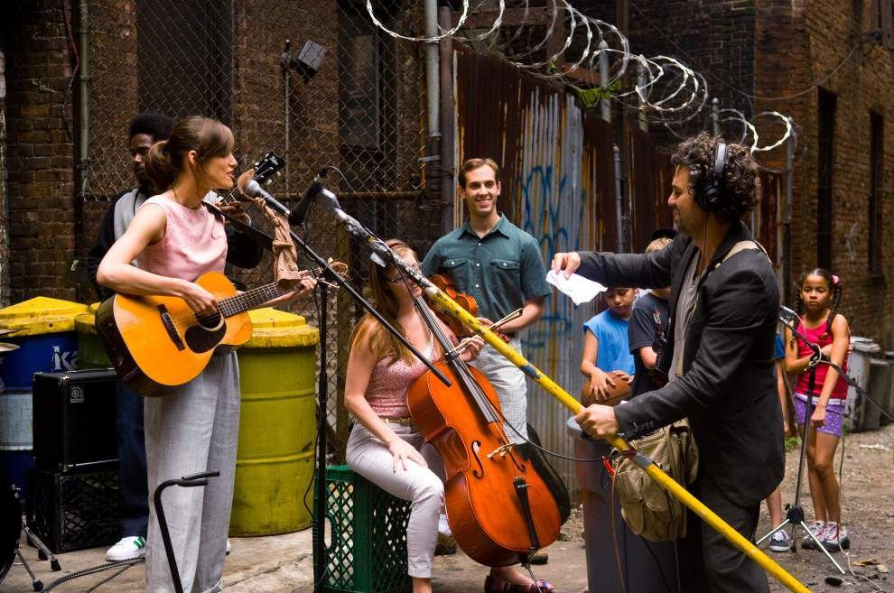In 'Begin Again,' musical second chances ring true _lowres