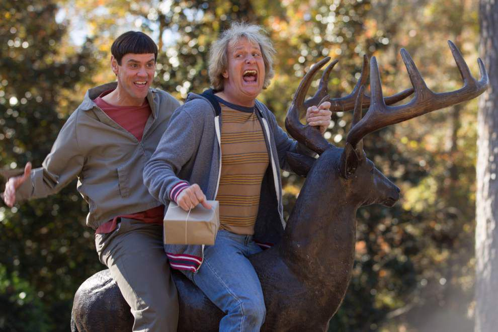 Review: 'Dumb and Dumber To' lives up to its title _lowres